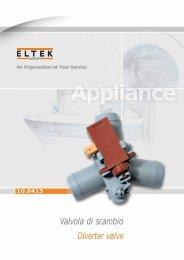 Valvola di scambio Diverter valve - North