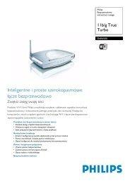 Leaflet SNR6500_00 Released Poland (Polish ... - sklep.aswo.pl!