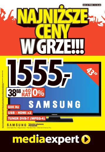 3888 x40 0% - Mediaexpert.pl