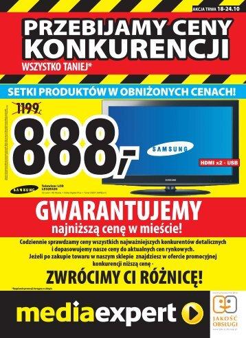 najni?sz? cen? w mie?cie! - Mediaexpert.pl