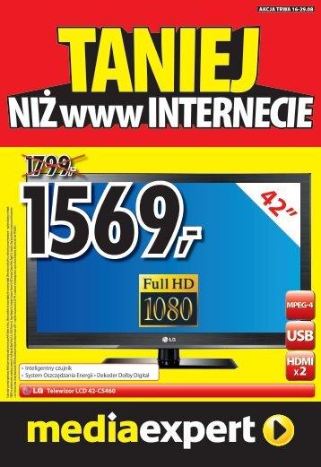 x 2 MPEG-4 - Mediaexpert.pl