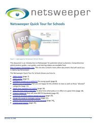 Netsweeper Quick Tour for Schools.pdf