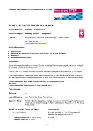 School Activities Travel Insurance Chargeable Service for Academy ...