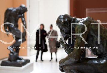 Smart Museum of Art, Bulletin, 2010-2012