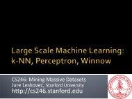 x - SNAP - Stanford University