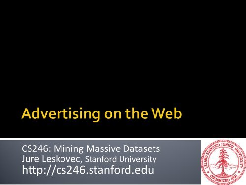 k - SNAP - Stanford University