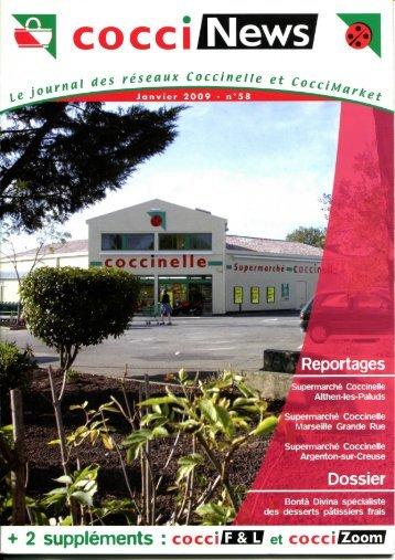 CocciNews (Janvier 09) - Sniw