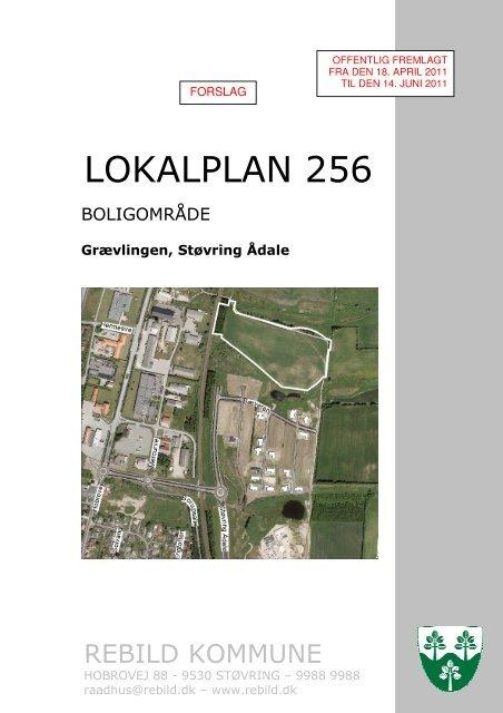 LOKALPLAN 256