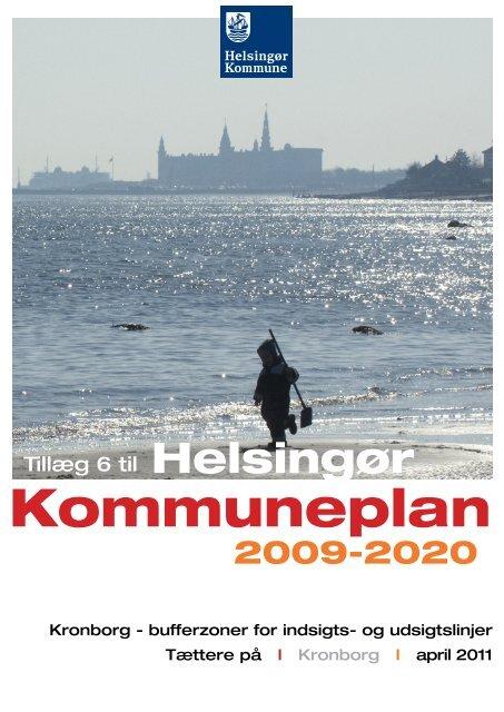 Bufferzoner omkring Kronborg
