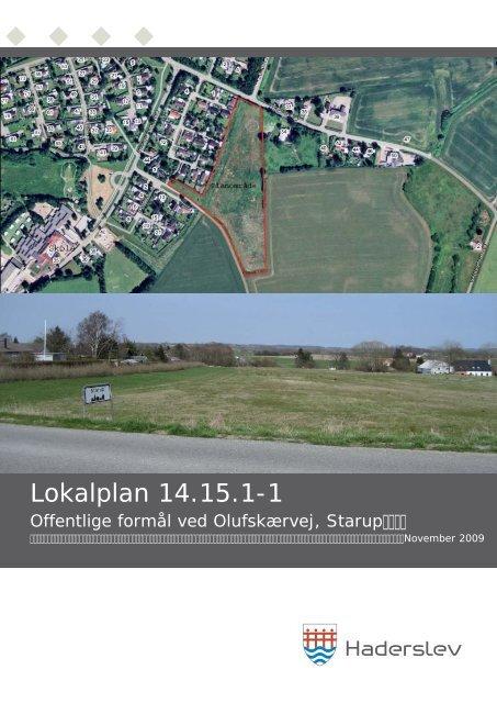 Endelig lokalplan 14.15.1-1.indd