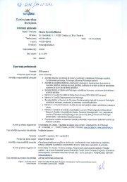 eurošassl - Facultatea de Stiinte Socio-Umane, Universitatea din ...