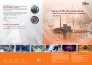 Industrielle Anwendungen - Aquametro AG