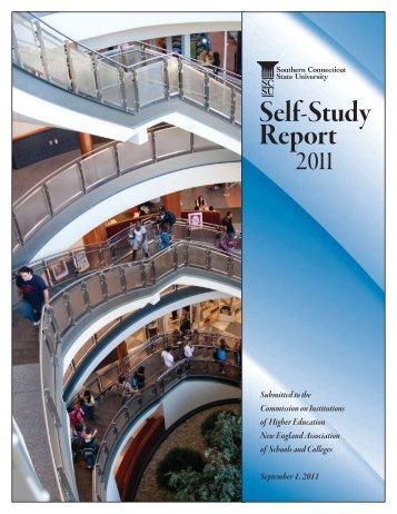 Self-Study Report - Southern Connecticut State University