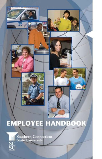 SCSU's Employee Handbook - Southern Connecticut State University