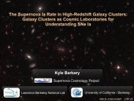 The Supernova Ia Rate in High-Redshift Galaxy Clusters: Galaxy ...