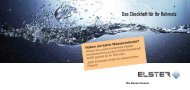 Dokumentationsanforderung - aquamess GmbH