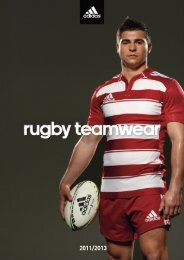 Rugby Catalogue - Specialist Sports Shoes Ltd