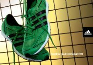 Track & field footwear 2011 - Specialist Sports Shoes Ltd