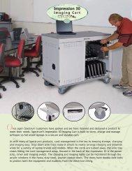 Impression 30 Imaging Cart