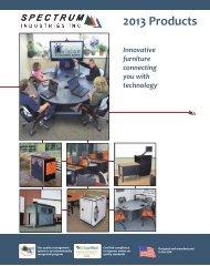 2013 Products - Spectrum Industries, Inc.