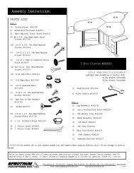 Assembly Instructions: