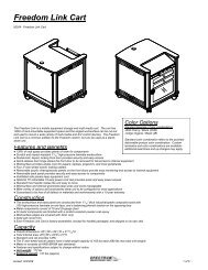 Freedom Link Cart - 55304 - Spectrum Industries, Inc.