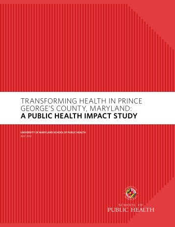 (7 MB) of the complete Public Health Impact Study, including Section I