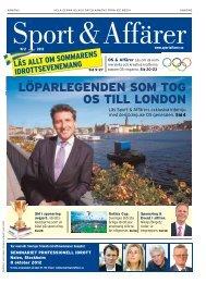 Annons - Sport & Affärer