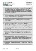 Entwurf zur Vergabe von Leistungspunkten für Fortbildung und ... - Seite 2