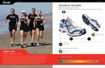 Etonic Run Catalog SS09 - SSport