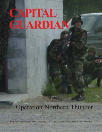 Capital Guardian June 2005 - STATES - The National Guard