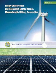 Energy Conservation and Renewable Energy Booklet ... - STATES