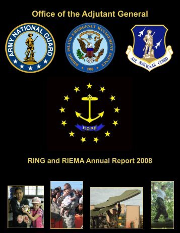 Annual Report Final - STATES - The National Guard