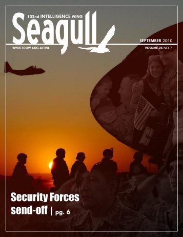 Security Forces send-off|pg. 6 - 102nd Intelligence Wing ...