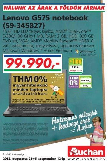THM 0% THM 0% - Auchan
