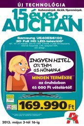 990Ft - Auchan