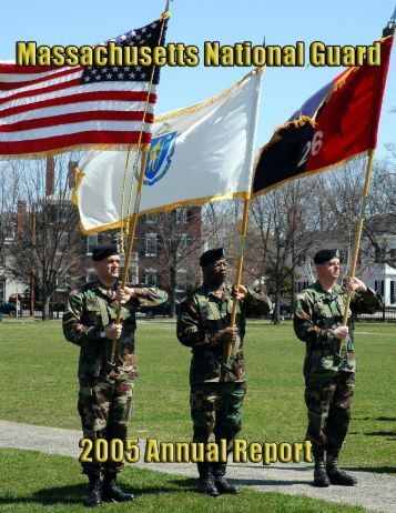 FY05 Annual Report Final - STATES - The National Guard