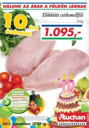 299 - Auchan