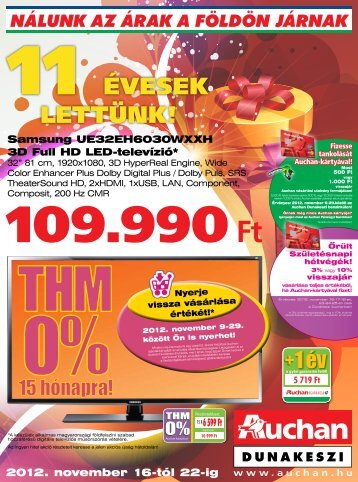 Ft - Auchan