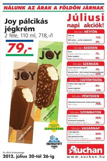 Júliusi - Auchan