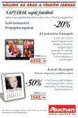NÁLUNK AZ ÁRAK A FÖLDÖN JÁRNAK - Auchan - Page 3