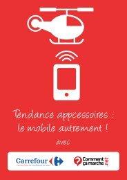 Tendance appcessoires : le mobile autrement !
