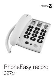 PhoneEasy record