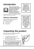 Instruction Book - Page 3