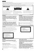 DVD-V8000 - Page 2
