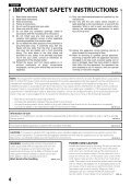 DVD-V8000 - Page 4