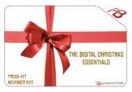 the digital christmas essentials - Packard Bell