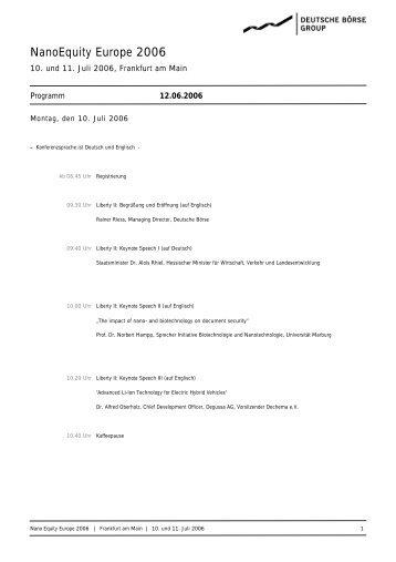 Programm NanoEquity Europe2006_13.06.2006.DOC - Aquanova