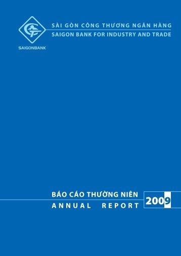 Bấm vào đây để xem báo cáo thường niên năm 2009
