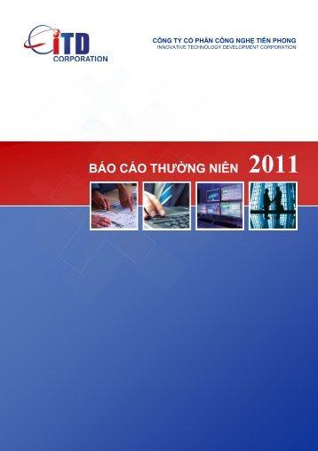 Báo cáo thường niên năm 2011 - Vietstock